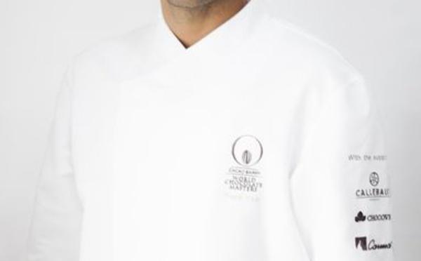 Pepe Isla, représentant de l'Espagne aux World Chocolate Masters