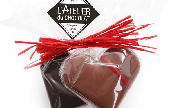 Amour, saveurs et fantaisie: la Saint-Valentin signée Michalak et l'Atelier du Chocolat