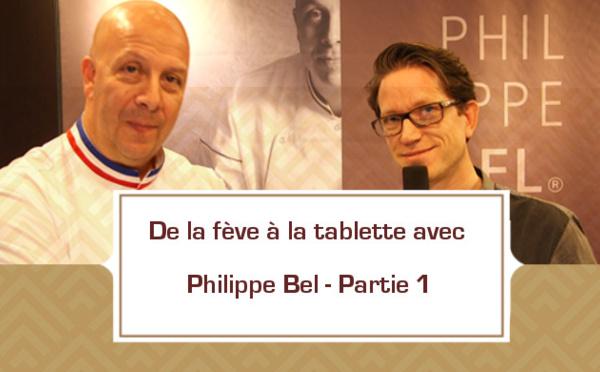 De la fève à la tablette avec Philippe Bel- partie 1