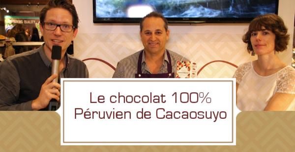 [VIDEO] Le cacao 100% Péruvien de Cacaosuyo