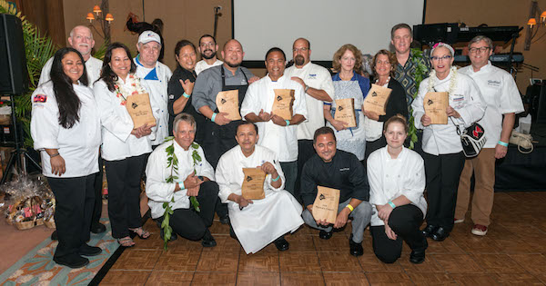Les gagnants 2016 du Big Island Chocolate Festival
