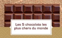 [VIDEO] les 5 chocolats les plus chers du monde.
