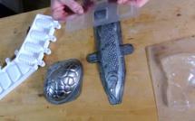 Les 3 types de moules indispensable pour les chocolatiers©ChocoClic.com