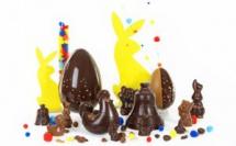 pâques-chocolat-chocolaterie de Puyricard
