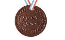 médaille-en-chocolat-Super-maman