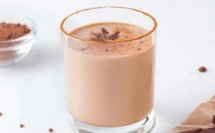 lassi au chocolat