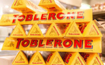 Pleins feux sur le chocolat Toblerone