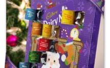 Un calendrier pas comme les autres chez Cadbury