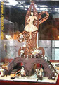 Pièce artistique en chocolat n16