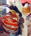 Pièce artistique en chocolat n28