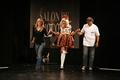 Alice au Pays du chocolat - Défilé du 13ème Salon du Chocolat 2007