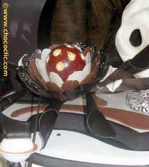 Pièce artistique en chocolat n27