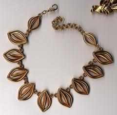 Collier cabosses n5