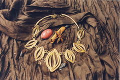 Collier cabosses n2