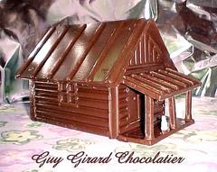 Guy Girard Chocolatier maisonnette