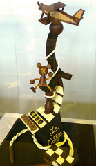 Pièce en chocolat du Serbotel de Nantes 2007
