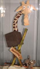 Madagascar la suite en chocolat