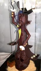 Pirate en chocolat