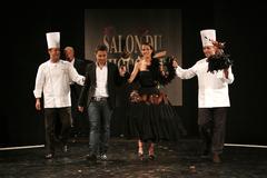A la mode chocolat - Défilé du 13ème Salon du Chocolat 2007