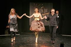 Jovanka Sopalovic - Défilé du 13ème Salon du Chocolat 2007