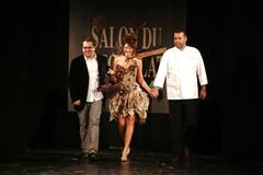 Rachel Legrain-Trapani - Défilé du 13eme Salon du Chocolat 2007