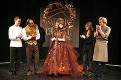 La magie du chocolat - Défilé du 13eme Salon du Chocolat 2007
