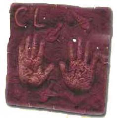 Empreintes chocolat CL