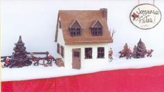 Maison de Noel