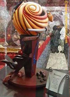 choco artistes concours gpic 2002 galerie chococlic tout sur le chocolat. Black Bedroom Furniture Sets. Home Design Ideas