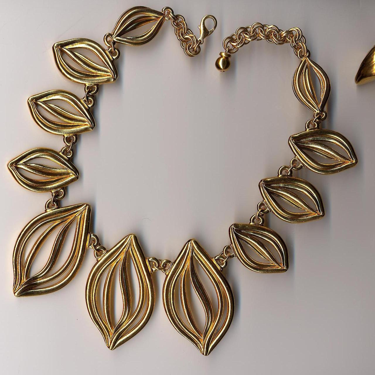 Collier cabosses n6