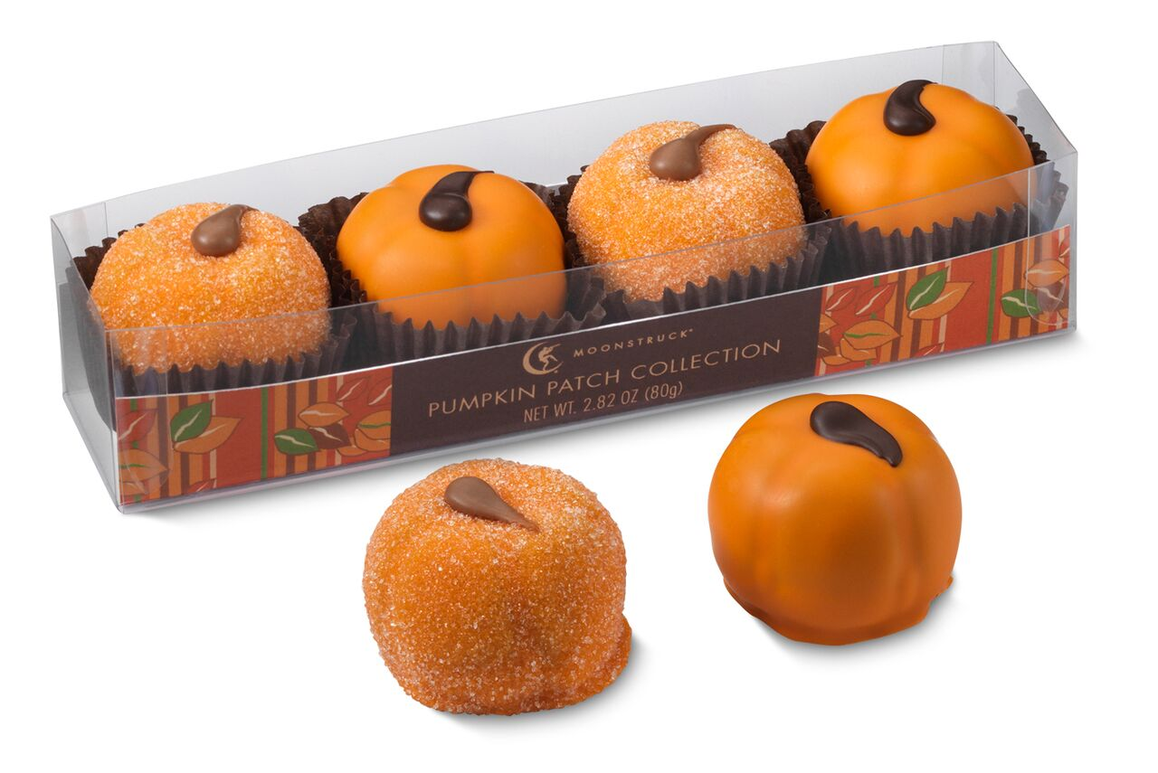 Pumpkin Patch Collection© Moonstruck Chocolate Co.