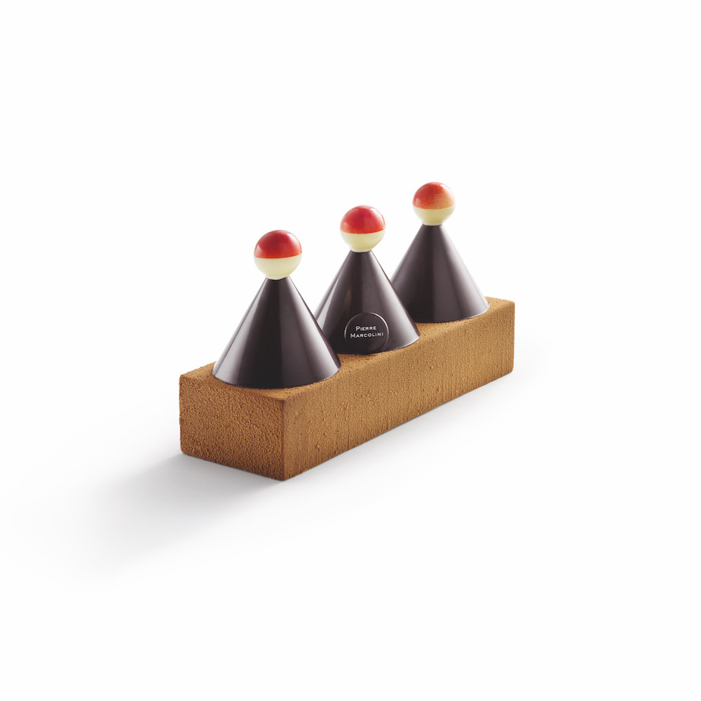 b che de no l 2016 par pierre marcolini 2016 b ches de. Black Bedroom Furniture Sets. Home Design Ideas