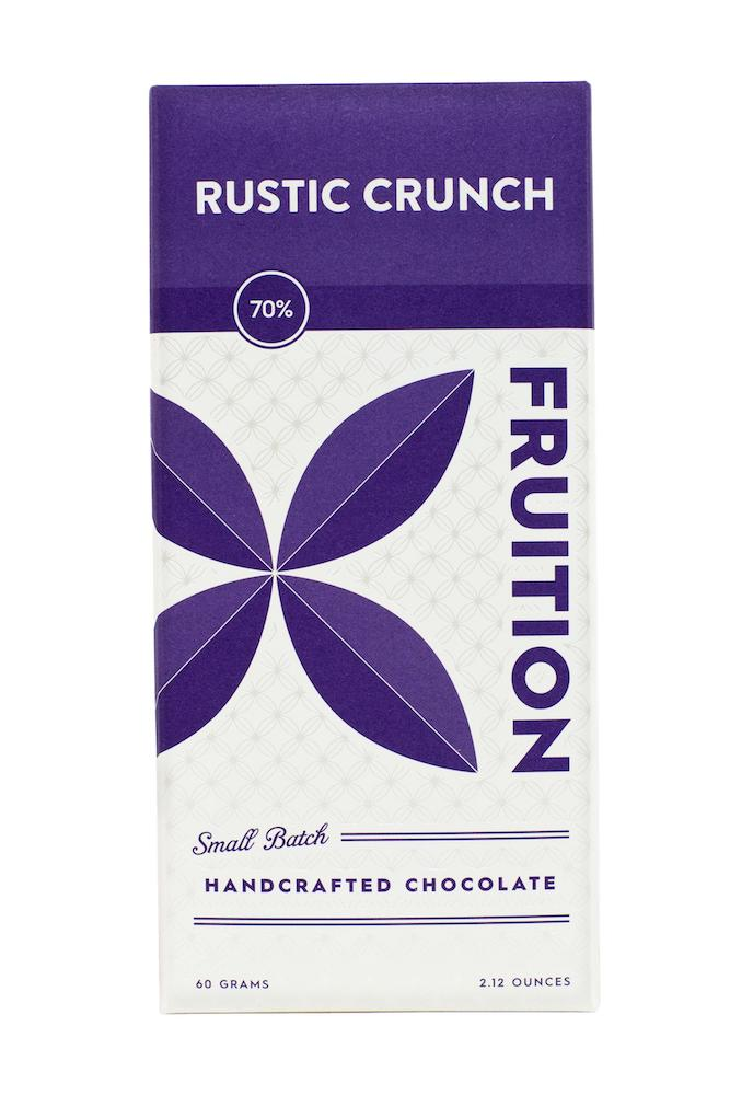 Rustic-crunch par Fruition Chocolate©