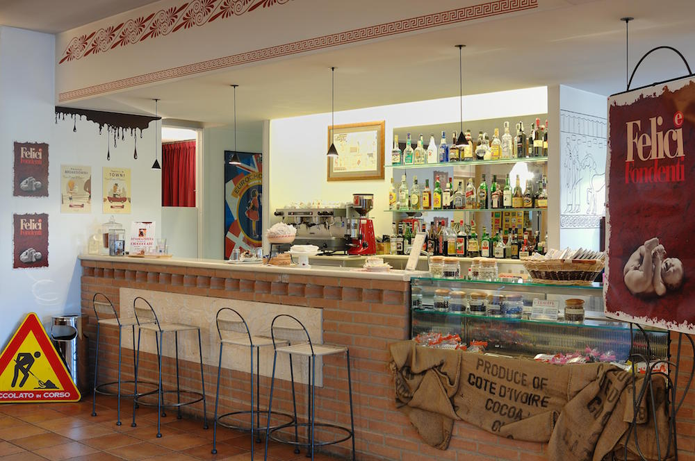 Bar Etruscan-Chocohotel Perugia ©