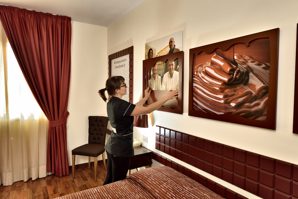 Choco Your Room Etruscan-Chocohotel Perugia©