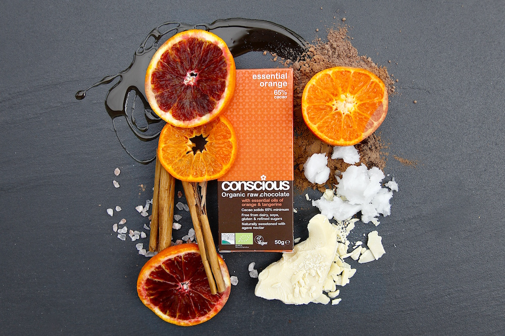 Essential Orange Conscious Chocolate©