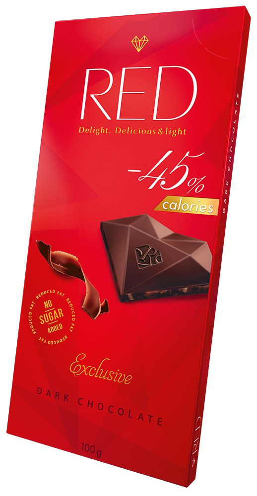 Chocolat Red Delight©